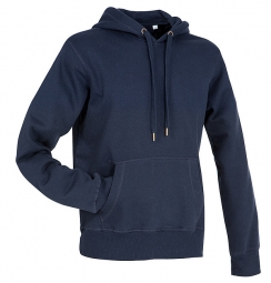 Mikina STEDMAN ACTIVE SWEAT HOODY MEN tm.modrá L
